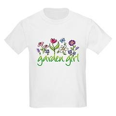 Garden Girl 2 Kids T-Shirt