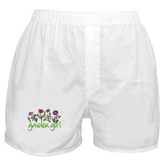 Garden Girl 2 Boxer Shorts