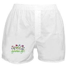 Garden Girl 2 Boxer Shorts
