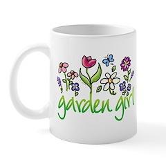 Garden Girl 2 Mug
