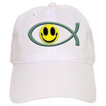 Jesus Is My Happiness Ball Cap