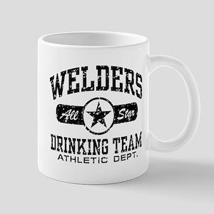 Welders Drinking Team Mug