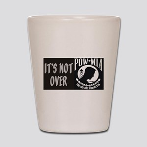 It's Not Over Shot Glass
