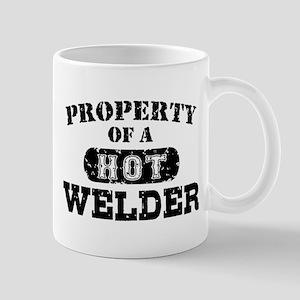 Property of a Hot Welder Mug