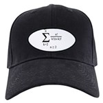 Poly Formula Black Cap