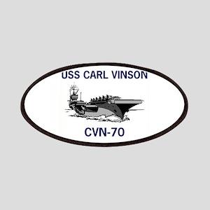 USS CARL VINSON Patches