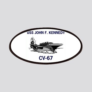 CV-67 Patches
