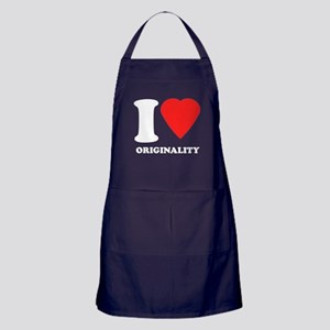 Originality Apron (dark)