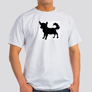 Chihuahua Silhouette Light T-Shirt