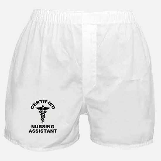CNA's Boxer Shorts