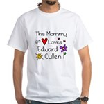 This Mommy White T-Shirt