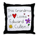This Grandma Throw Pillow