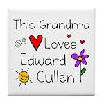 This Grandma Tile Coaster