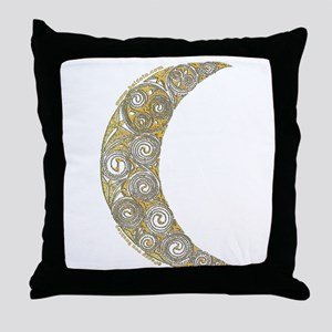 Midir's Brooch Throw Pillow