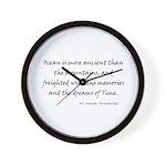 HPL: Ocean Wall Clock