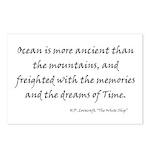 HPL: Ocean Postcards (Package of 8)