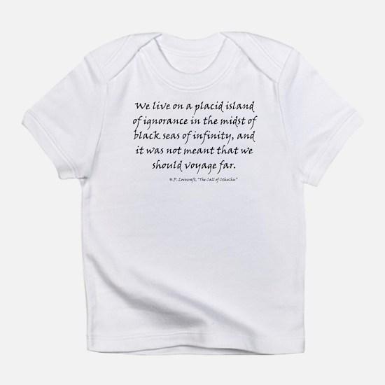 HPL: Ignorance Infant T-Shirt