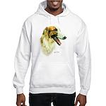 Borzoi Hooded Sweatshirt