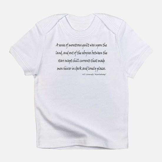 HPL: Nyarlathotep Infant T-Shirt