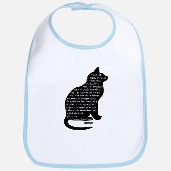 HPL: Cats Bib