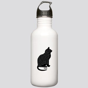 HPL: Cats Stainless Water Bottle 1.0L