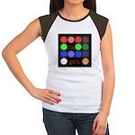 I'm gel'n (I'm gelling) Women's Cap Sleeve T-Shirt