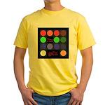I'm gel'n (I'm gelling) Yellow T-Shirt
