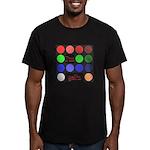 I'm gel'n (I'm gelling) Men's Fitted T-Shirt (dark