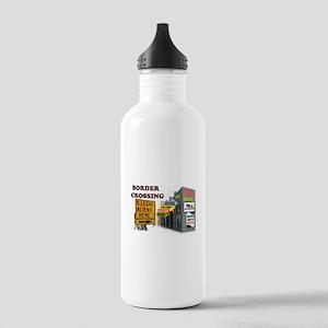 QUE PASA AQUI? Stainless Water Bottle 1.0L
