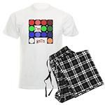 I'm gel'n (I'm gelling) Men's Light Pajamas