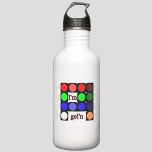 I'm gel'n (I'm gelling) Stainless Water Bottle 1.0