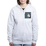 Cat Libra Women's Zip Hoodie