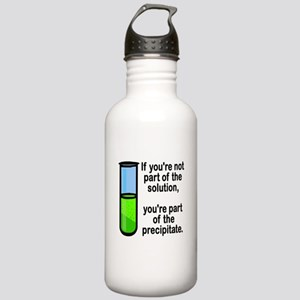 Part of the Solution... Stainless Water Bottle 1.0
