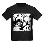 Circle 1 Kids Dark T-Shirt