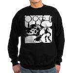 Circle 1 Sweatshirt (dark)