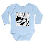 Circle 1 Long Sleeve Infant Bodysuit