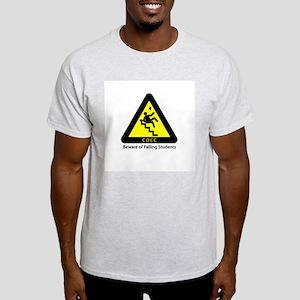 COCC Stairs Ash Grey T-Shirt