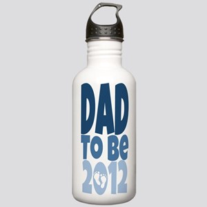 Dad to Be 2012 Stainless Water Bottle 1.0L