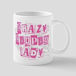 Crazy Coupon Lady Mug