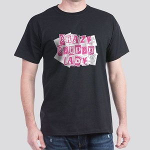 Crazy Coupon Lady Dark T-Shirt