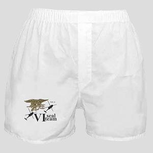 Seal Team VI Blackhawks Boxer Shorts