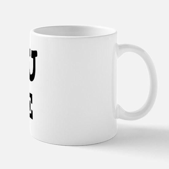 Oahu Pride Mug