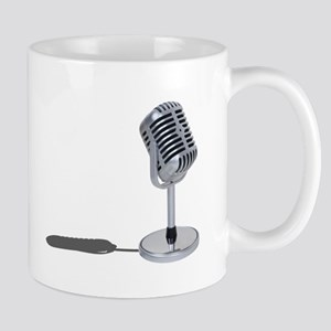 Pill Microphone Mug