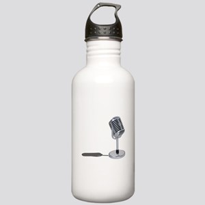 Pill Microphone Stainless Water Bottle 1.0L