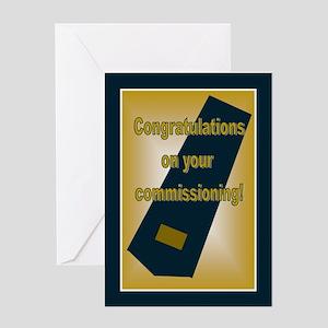 Air Force Second Lieutenant C Greeting Card