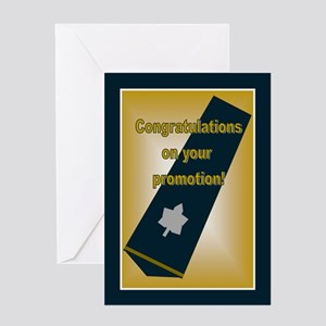 Air Force Lieutenant Colonel Greeting Card