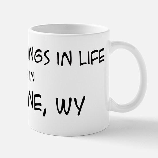 Best Things in Life: Cheyenne Mug