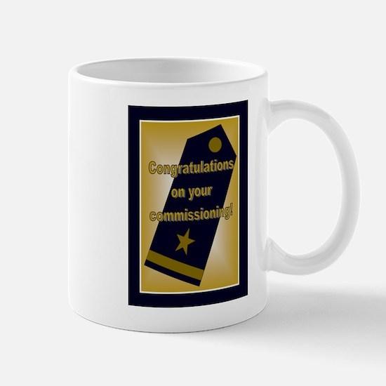 U.S. Navy Ensign Congratulati Mug