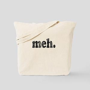 Vintage meh Tote Bag