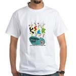 White T-Shirt - 20th Anniversary Edition